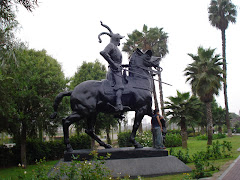 Parque de la Muralla-Lima