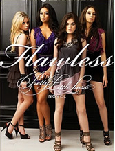 pretty little liars capa Pretty Little Liars 1ª Temporada RMVB Legendado