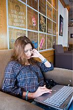 Blogging..