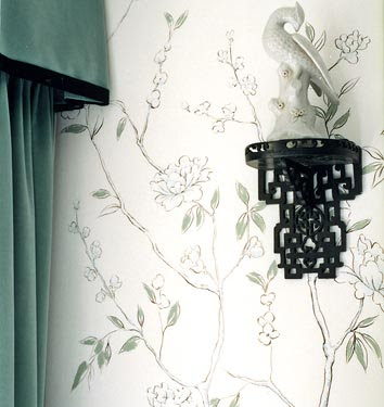 casamance wallpaper. Wallpapers are back big time.