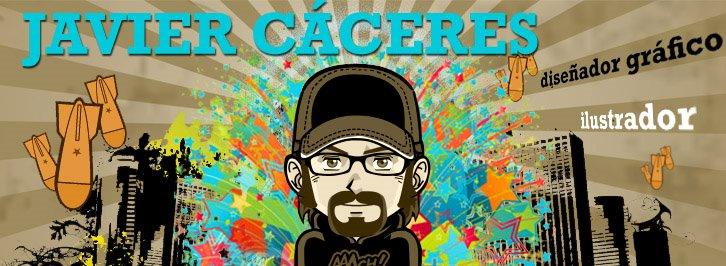 Javier Cáceres - Diseñador Gráfico