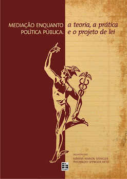 livro novo! Adivinha?! Sobre mediação!!!!