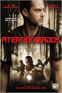 Filme Poster Aterrorizados DVDRip RMVB Dublado
