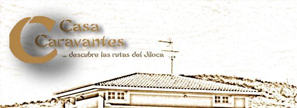Casa Caravantes. Daroca. Zaragoza.