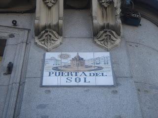 Historia y genealog a la puerta del sol madrid for Historia de la puerta del sol