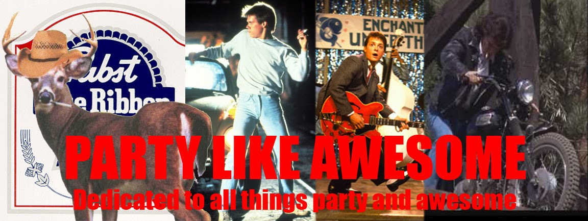 Party Like Awesome