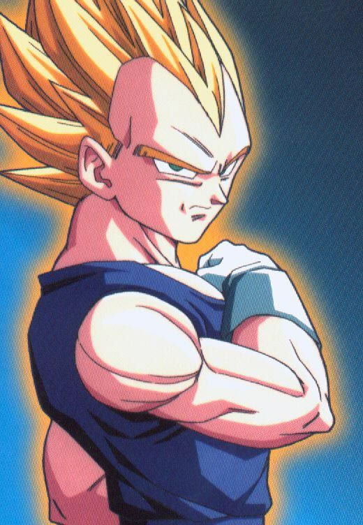 Dragon Ball: Vegeta - Wallpaper Gallery