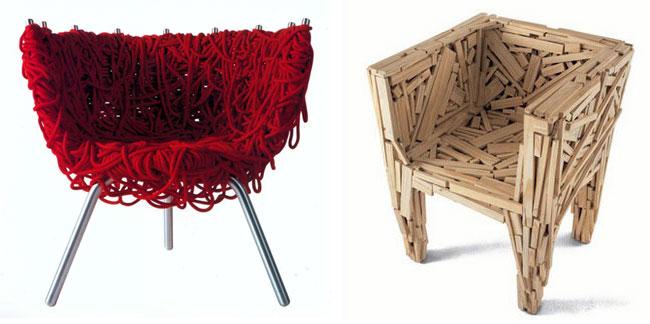 Cultura material art deco y pop art - La silla de fernando ...