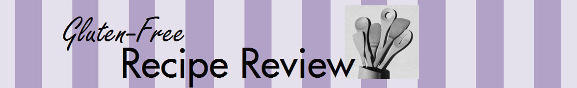 Gluten-Free Recipe Review