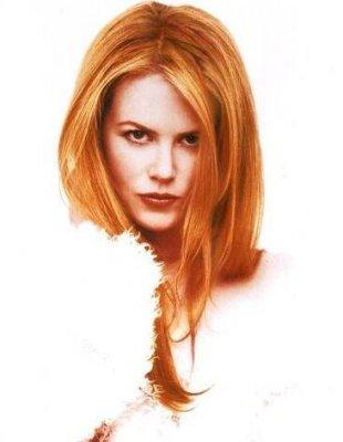 Nicole Kidman Red Dress Moulin Rouge. red hair nicole kidman