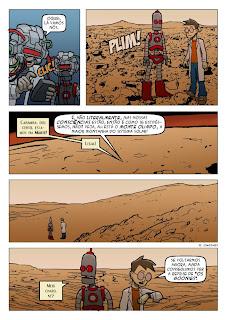 O Robô de Euclides 004 - Marte