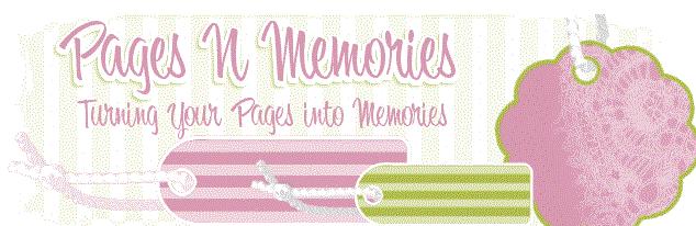 Pages N Memories