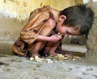 Fome diminui no Brasil, mas cresce no mundo