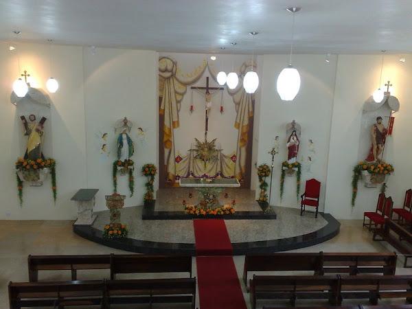 Matriz Santo André - São Cristóvão - RJ