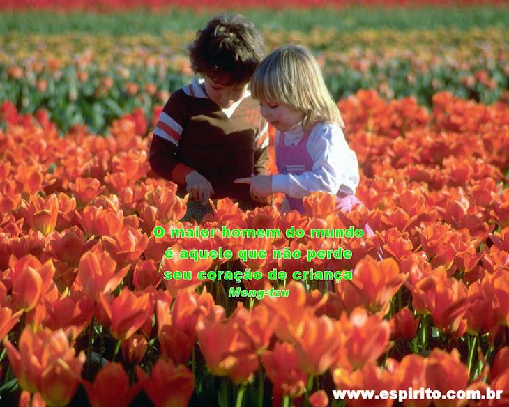 """Nosso """"eu"""" criança nos ajuda a focar o lado alegre da vida..."""