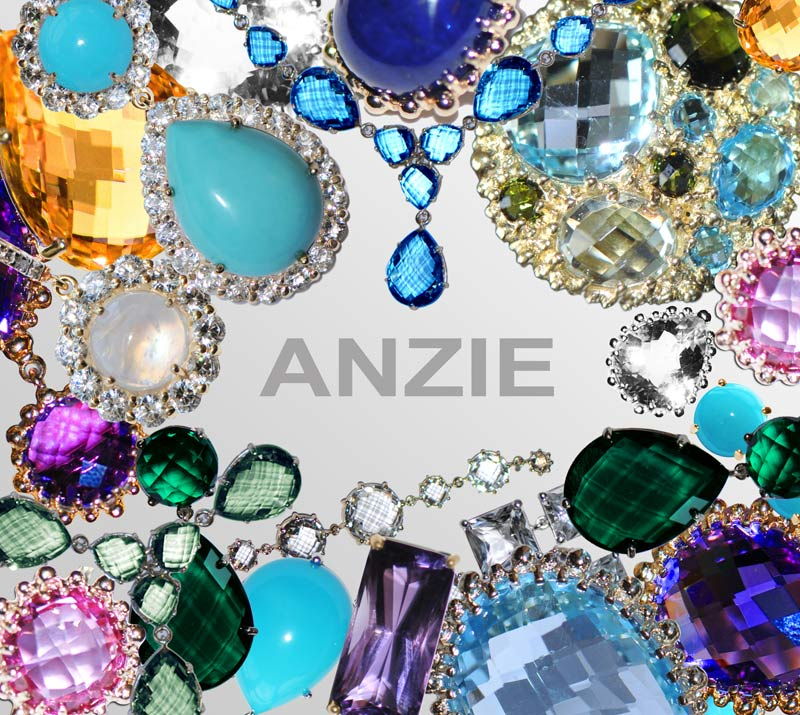 fashionably petite: Anzie Jewelry Fall 2010 Collection