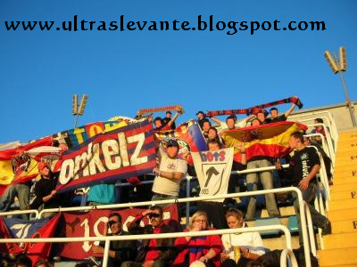 foro ultras levante: