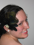 Handmade Vintage Pin Up Inspired Hair Fascinators for Sale