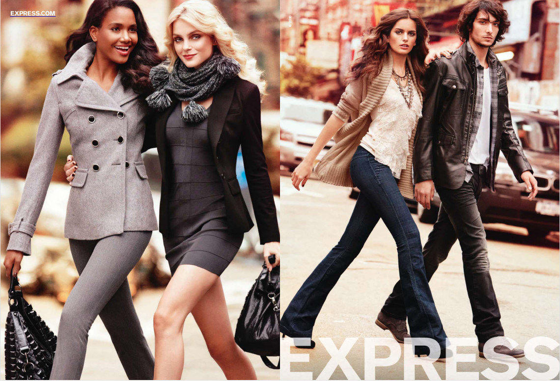 Image Wallpaper » Express Fashion