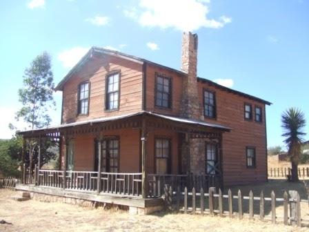 Villa del oeste 3 - Durango, Mexico | Japones sudamericano en Mexico