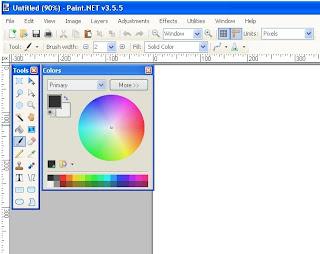 Paint Net Edge Blur