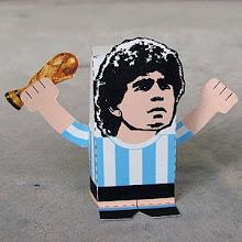 Maradona toy