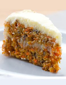 Nak buat kek carrot? Cuba resepi ni. Selamat memasak dan makan:-)