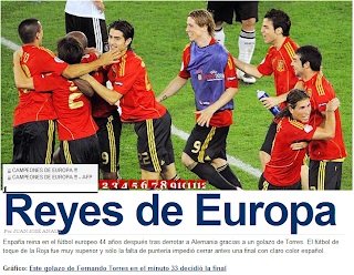 Imágen: Reyes de Europa