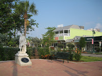 St Armands Circle, Sarasota Florida