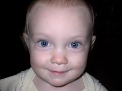 My baby Sarah 2004