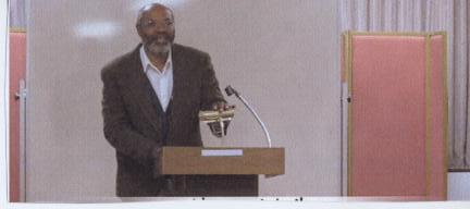 Abayomi Azikiwe Speaks in Cleveland on the U.S. Foreign Policy Toward Haiti