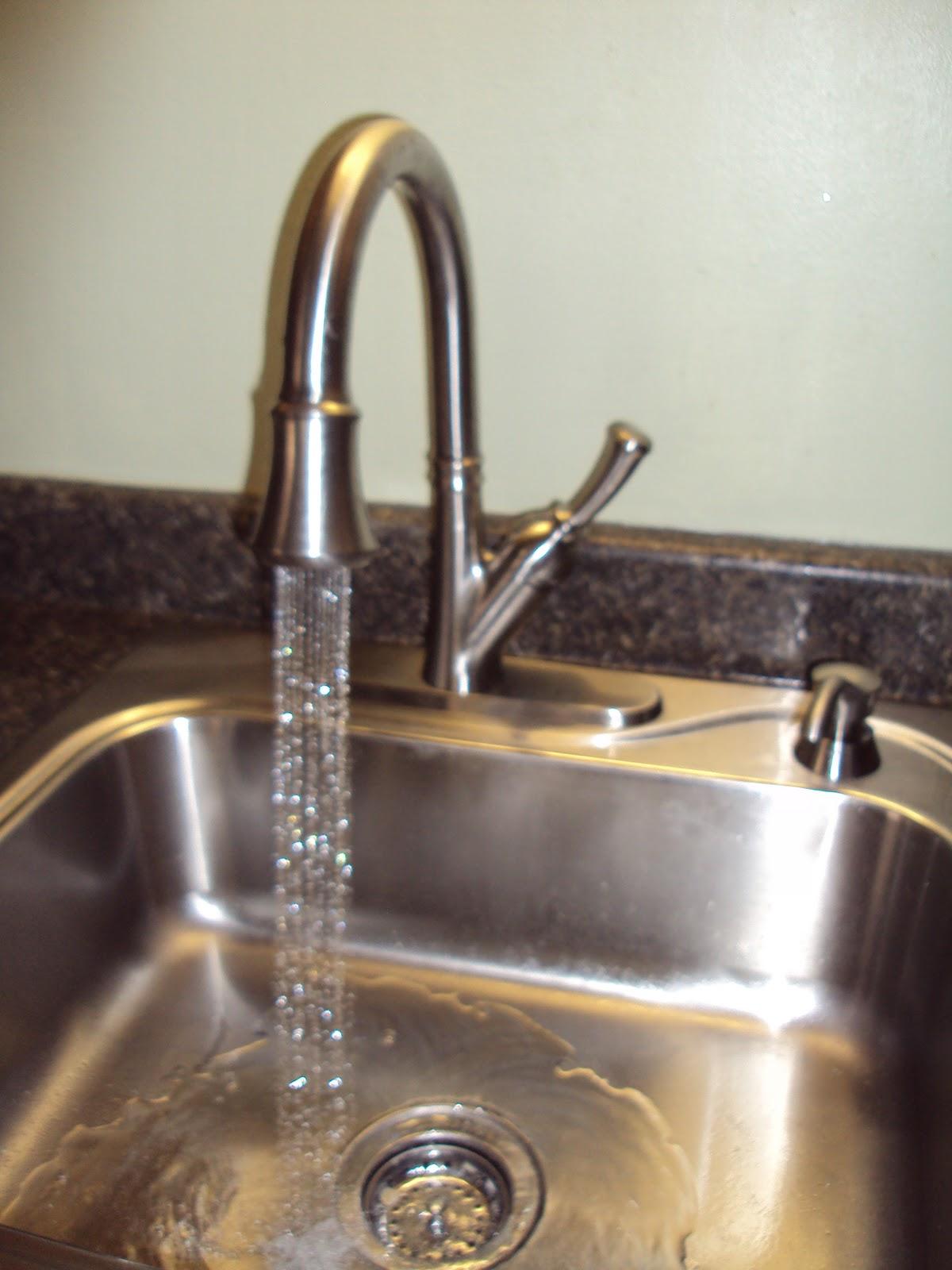 Sevile Single Handle Pull-Down Delta Faucet Review - Momma D and Da Boyz