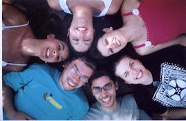 Uma homenagem aos meus GRANDES AMIGOS. A amizade é uma das coisas mais belas da vida!