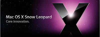 Apple Snow Leopard Operating System