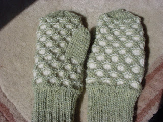 Ravelry: Newfoundland Thrummed Mittens pattern by Wool Trends