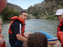 River Rafting, Big Rock Candy Mtn, Utah, July 2009
