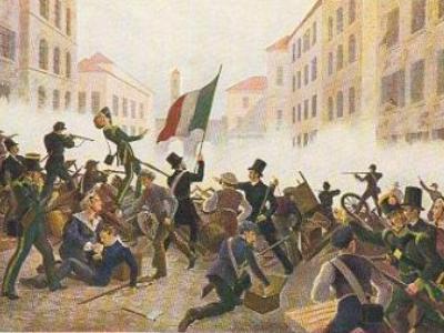 Archivio storico la prima guerra di indipendenza italiana for Arredare milano indipendenza