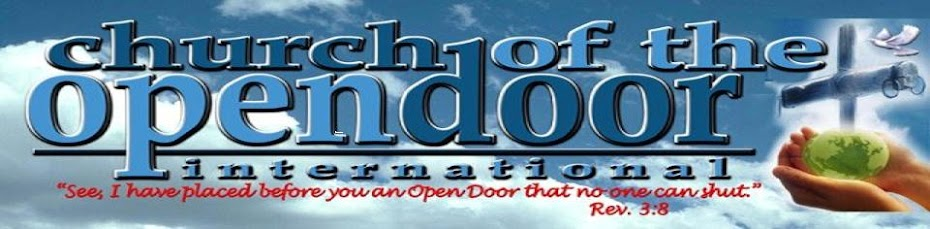 Church of the Open Door International - Urdaneta
