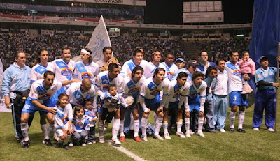 Puebla Fc Historia completa