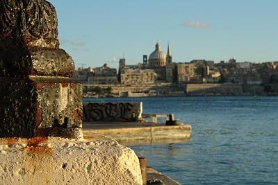 Valletta, ibukota nya Malta