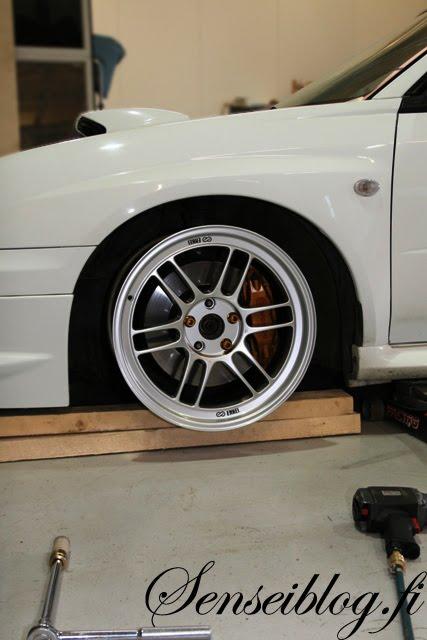 sensei garage RPF4