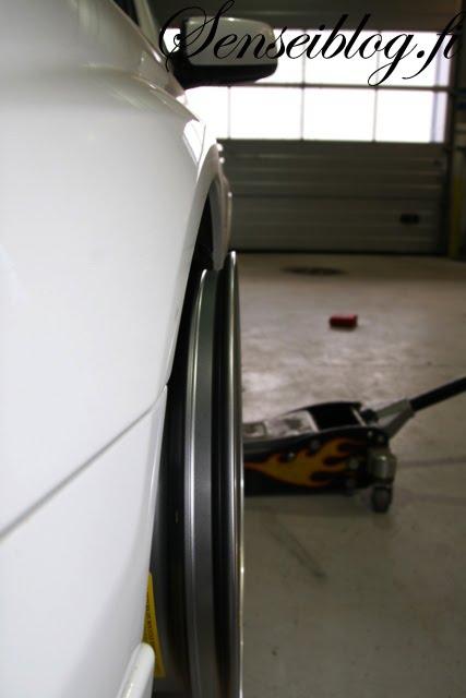 sensei garage RPF3