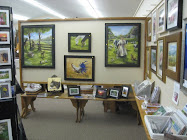 My art at the Appalachian Art Center