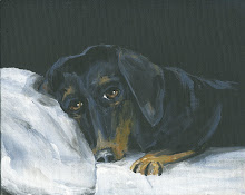 A painting of Cody