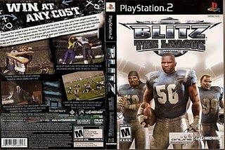 Download - Blitz: The League  PS2 - ISO