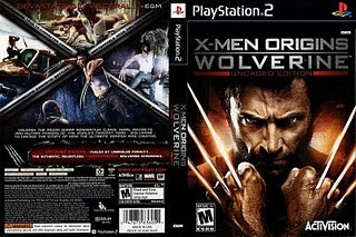 Download - X-Men Origins: Wolverine  PS2 - ISO