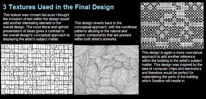 Texture Choices