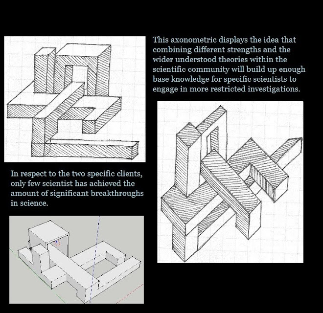 Axonometric 8