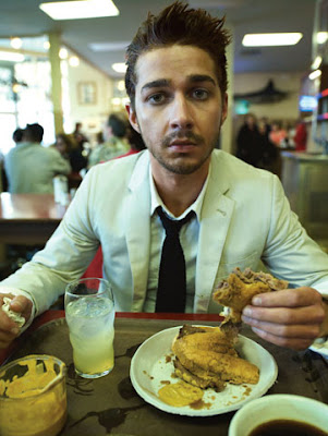 shia labeouf gq. Anyways, Shia LaBeouf whores