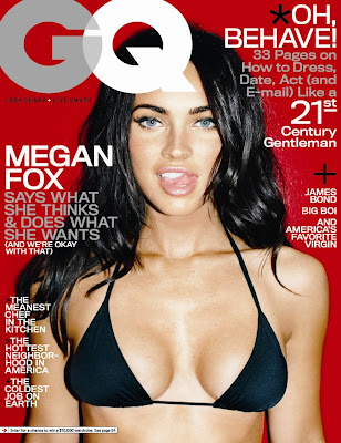 Megan Fox Lake